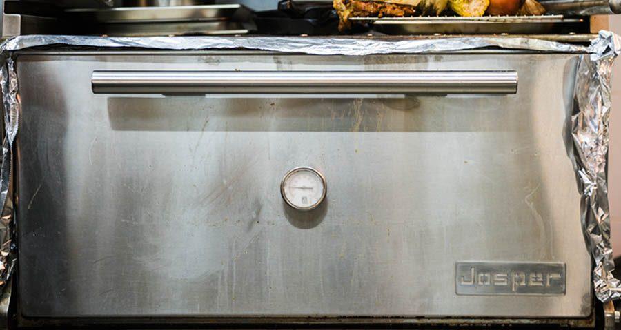 1st Josper Grill Oven in a Hawker